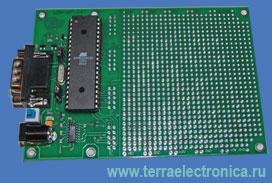 LDM-MP 2.01 MEGA8535 – макетная плата