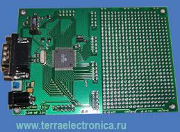 LDM-MP 3.01 MEGA128 – макетная плата