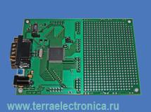 LDM-MP 3.01 90CAN128 - макетная плата