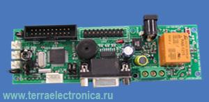 LPC2138-MT - отладочная плата фирмы OLIMEX для микроконтроллера LPC2138 ARM7TDMI-S