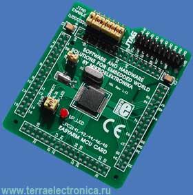 ME-EASYARM MCULPC2148 CARD - мезонинная плата
