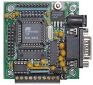MINI-MAX/51-C2 – отладочная плата форм-фактора MIMI-MAX фирмы BiPOM на базе C51 микроконтроллера