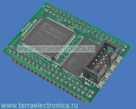 MMFPGA12 – мини-модуль на базе ПЛИС Xilinx семейства Spartan-3
