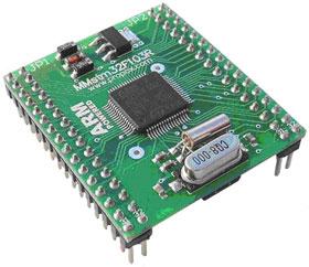 MMSTM32F103R 2-1-1 – миниатюрный модуль