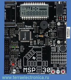 MSP-EXP430FG4618 � ������������������� ���������� ����� �� ���� �������� �����������������