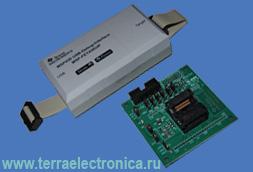 MSP-FET430U38 – стартовый набор для программирования и отладки