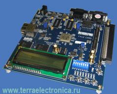 NH-V4FX12-EVL – отладочный набор для разработки широкого круга устройств