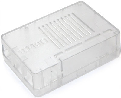 ODROID-C1 Case Clear, ODROID