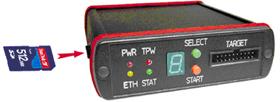 PD-XSCALE-GDB-EU – схемный эмулятор