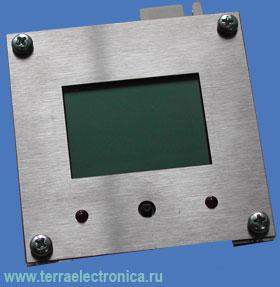 PIC-LCD3310 – отладочная плата