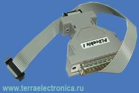 PLD-CABLE-1 – недорогой внутрисхемный программатор для ПЛИС и ИМС
