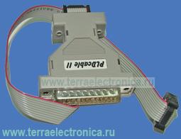 PLD-CABLE-2 – недорогой внутрисхемный программатор
