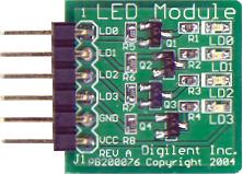 PMOD-LED