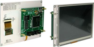 Универсальный дисплейный модуль TE-ULCD56