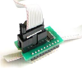 TSH-ICSP –  специализированный адаптер