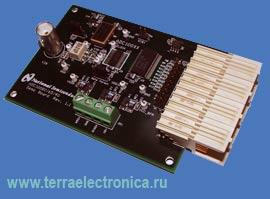 ADC10080EVAL – макетная плата на базе аналого-цифрового преобразователя ADC10080