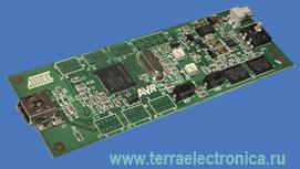 AT 90USBKEY – макетная плата для оценки возможностей микроконтроллера со встроенным USB интерфейсом – AT 90USB1287
