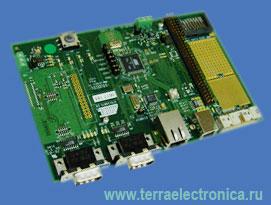 AT 91SAM7X-EK – оценочный набор для разработки систем на базе микроконтроллера AT91SAM7X (в корпусе LQFP-100)