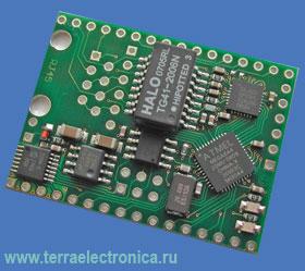 AVR-CRUMB644-NET - высокоинтегрированная плата