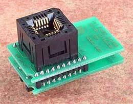Универсальный адаптер Conv DIL20/PLCC20 Z