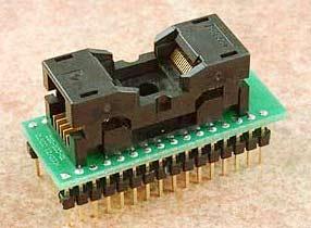 Универсальный адаптер с ZIF колодкой Conv DIL32/TSOP32 Z 11.8