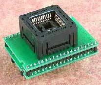 ������������������ ������� � ZIF �������� DIL40/PLCC44 Z AWM-1