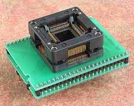 Специализированный адаптер Conv DIL48/QFP64 Z 68HC-2
