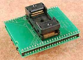Cпециализированный адаптер для программирования ИМС Flash памяти Conv DIL48/TSOP56Z FLASH4