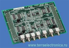 Модуль аналогового ввода для Р160-совместимых систем на базе ПЛИС