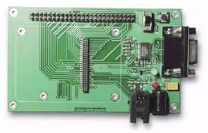 Отладочная плата для модулей серии INTEGRA M2106 DVB