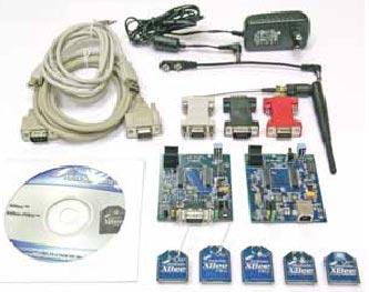 Отладочный комплект для модулей серии XBee
