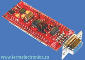 EA-QSB-002 – отладочная плата серии Quick Start для микроконтроллеров LPC2106