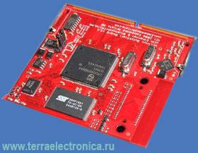EA-UCL-001 – одноплатный компьютер (SBC) серии uClinux Prototype Board