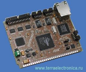 Простой и компактный сетевой java-контроллер с низким энергопотреблением