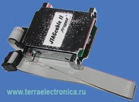 JTAG-CABLE2 – внутрисхемный эмулятор для микроконтроллеров AVR производства ATMEL с интерфейсом USB