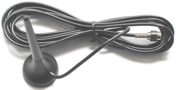 Четвертьволновая антенна с магнитной подставкой ADA-0070-SMA