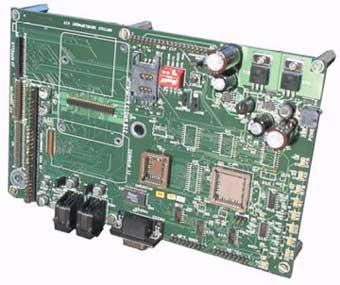 Отладочный комплект для GSM/GPRS модемов