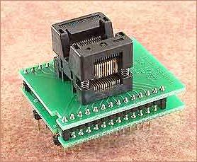 Универсальный адаптер с ZIF колодкой DIL 28/TSSOP 28ZIF