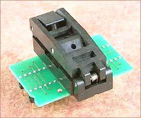 Универсальный адаптер DIL 40/TSOP40 ZIF-CS