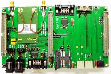 Отладочный комплект для GSM/GPRS/GPS модемов Q2501 SK