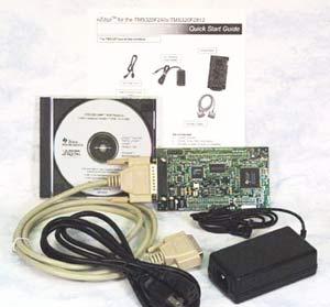 Отладочная плата eZdsp LF2812 для разработки и отладки