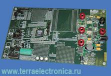 LCMXO640C-L-EV – отладочная плата MachXO Standard