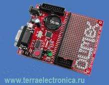 LPC-P2103 – макетная плата плата для разработки на базе ARM-микроконтроллера LPC 2103