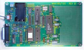Отладочная плата  MAX180EVKIT-DIP