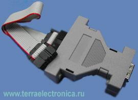 Программатор/отладчик MAXQ-JTAG-USB для микроконтроллеров MAXQ2000