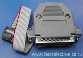 Программатор/отладчик MAXQ-JTAG для микроконтроллеров MAXQ2000
