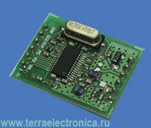 MMCC1000 – миниатюрный модуль для организации систем радиокоммуникаций на базе микросхемы CC1000 производства Chipcon