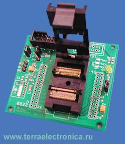 Стартовый набор для программирования и отладки MSP-FET430U48