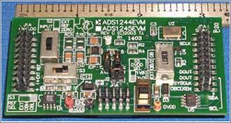 ADS1244EVM