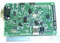 Оценочный модуль системы сбора данных MSC1200EVM